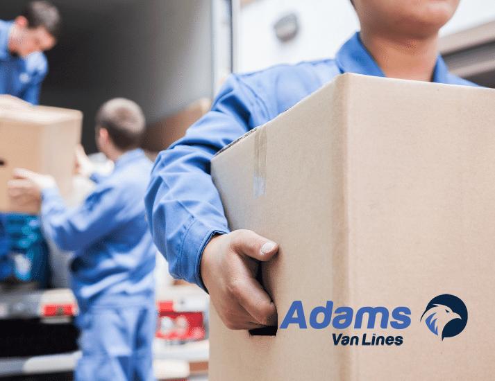 Adams-van-lines-Jacksonville-location