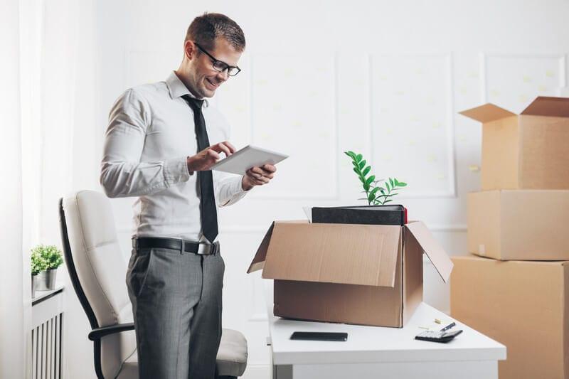 Corporate Relocation Process