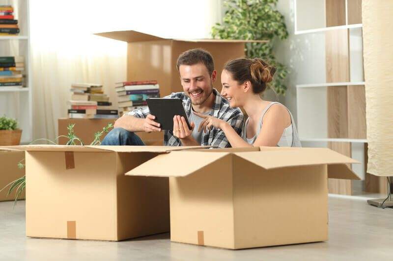 Do Long-Distance Moving Companies Charge By Weight?