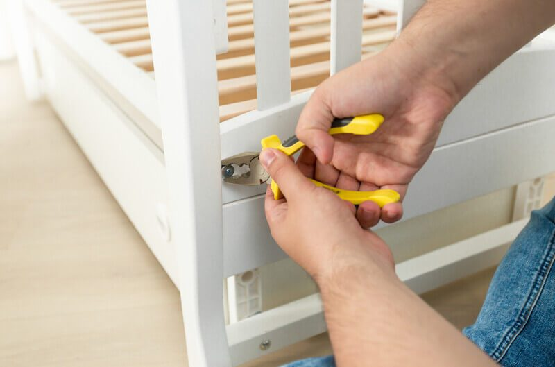 Do Movers Disassemble Beds & Other Furniture